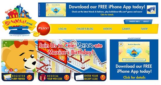 Bearville com free