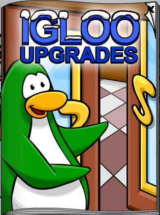 March 2009 Igloo Catalog Secret Items - Club Penguin Cheats 2013