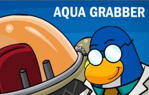 Aqua Grabber In Focus