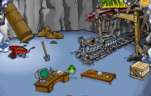 Mine Shack Construction