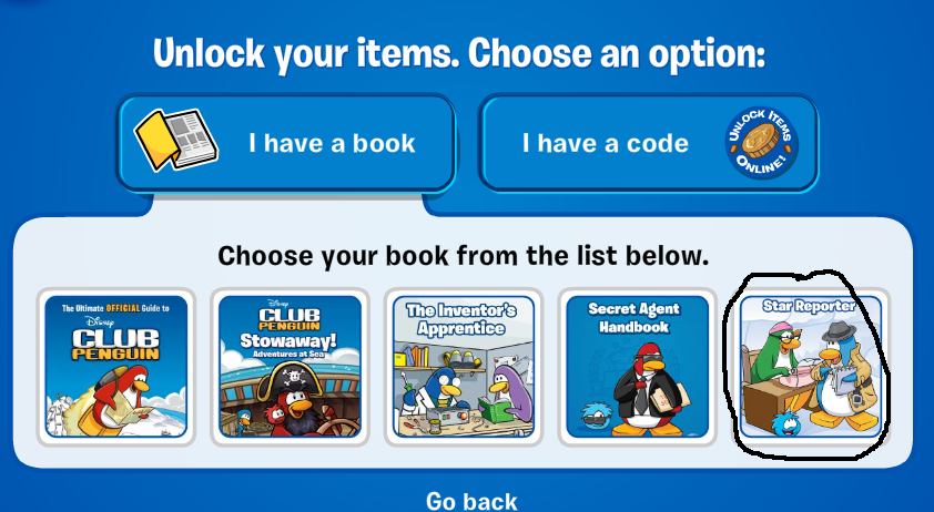 Club Penguin Star Reporter Book Codes Club Penguin Cheats 2013