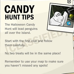 Candy Hunt Tips