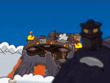 Fire Ninja Room