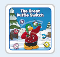 Great Puffle Switch Codes