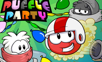 Puffle Party