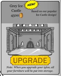 Grey Ice Castle