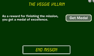 Mission 11 Completion