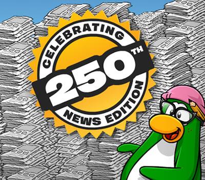 Issue 250 Celebration