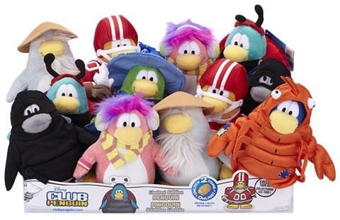Series 9 Plush Toys