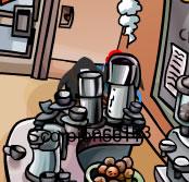Coffee Shop Steamer