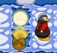 Puffle Rescue Coin Bag