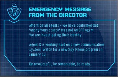 Emergency message service