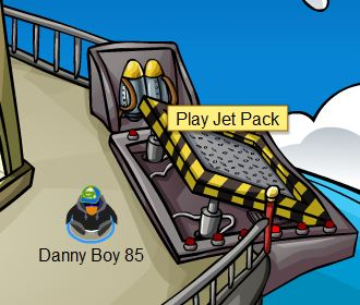 About Jet Pack Adventure