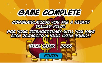 Jet Pack Adventure Bonus Coins