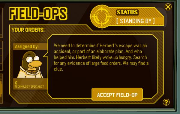 Club Penguin Field Ops 68 Was Released Today To Start With Go The Elite Force Headquarters For Your Mission Briefing