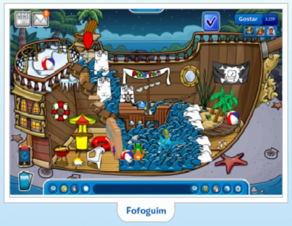 Club Penguin Featured Igloo: Fofoguim - Club Penguin Cheats 2013