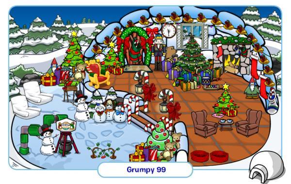 Club Penguin Blog December 10 Featured