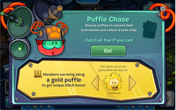how to get the key in puffle rescue