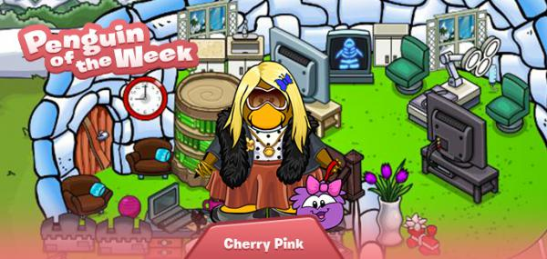 POTWCherry-Pink
