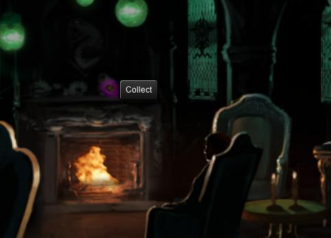 pottermore images slytherins common - photo #15